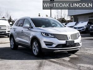 2015 Lincoln MKC 1 owner trade,leather ,luxury,warranty