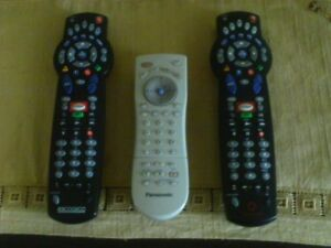 Rogers TV Remotes