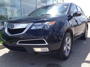 2013 Acura MDX Tech 6sp at DVD Leather Sunroof Heated Seats