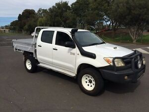 2006 Toyota Hilux KUN26R 06 Upgrade SR (4x4) 5 Speed Manual Clarence Gardens Mitcham Area Preview