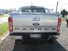 2014 Ford Ranger  Highlight Silver Auto Seq Sportshift Mount Pleasant Mackay City Preview