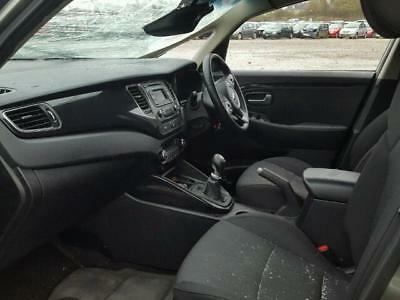 KIA CARENS SEATS COMPLETE ALL FRONT AND REAR  2013   2016 MPV