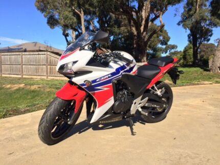 Honda CBR500RA (ABS)