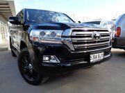 2016 Toyota Landcruiser VDJ200R Sahara Black 6 Speed Sports Automatic Wagon Enfield Port Adelaide Area Preview