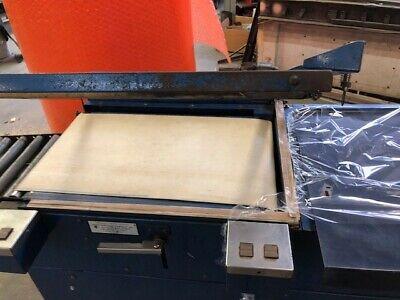 Pack-all 16 X 20 L Sealer Shrink Wrap Machine L-bar Sealer