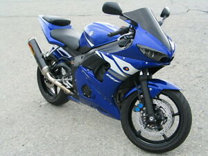 2003 2004 2005 YAMAHA R6 R 6 R-6 YZFR6 $ PART OUT PARTS FOR SALE