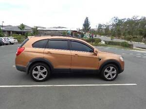 2006 Holden Captiva Wagon 4x4 Automatic 7 Seater top of line Redbank Plains Ipswich City Preview