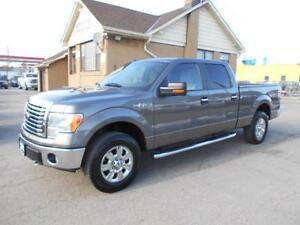 2010 FORD F-150 XLT XTR Crew Cab 4X4 4.6LV8 Certified & E-Tested