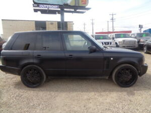 2007 LAND ROVER RANG ROVER-4X4-HEATER- LEATHER-DRIVE AMAZING