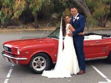Rent a dream Wedding car 1966 Ford Mustang Convertible Menora Stirling Area Preview