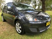 2008 Ford Fiesta WQ LX Grey 5 Speed Manual Hatchback Tuggerah Wyong Area Preview