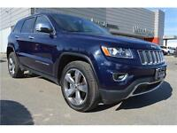 2015 Jeep Grand Cherokee Limited 4x4  NAV\ 20's  Roof  Leather