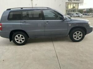 2005 Toyota Kluger MCU28R CVX (4x4) Blue 5 Speed Automatic Wagon Castle Hill The Hills District Preview