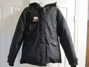 "Down Jacket, ""ECKO RED"", Medium, Brand New"
