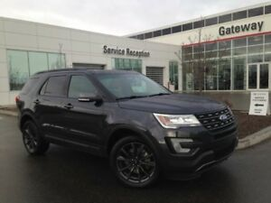 2017 Ford Explorer XLT, Nav, Heated Seats, Backup Cam