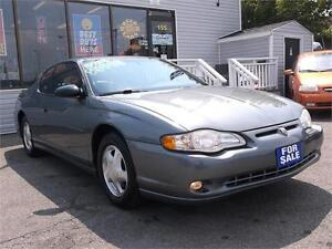 2004 CHEVROLET MONTE CARLO SS * LEATHER HEATED POWER SEATS *
