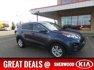2017 Kia Sportage AWD LX Accident Free,  Bluetooth,  A/C,  Accid