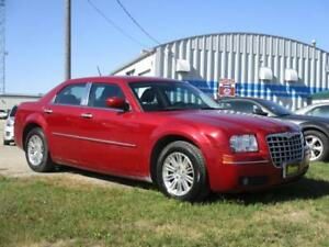 2008 CHRYSLER 300,HEATED LEATHER,SUNROOF, SAFETY&WARRANTY $6,450
