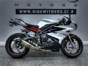 2013 Triumph Daytona 675R - V2254NP - **Financing Available