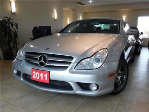 2011 Mercedes-Benz CLS-Class CLS550 AMG Sport Pkg+Avantgarde Edi