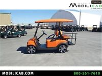 VOITURETTE DE GOLF-GOLF CART CLUB CAR ÉLECTRIQUE 39.56$/SEM