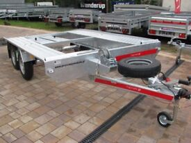 Tema Brand new car transporter trailer