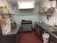 Commercial Kitchen Available NOW, 24/7 access, all bills included, WILL GO FAST!!!