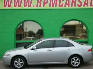 2005 Honda Accord MY05 Upgrade Euro Silver 6 Speed Manual Sedan Nailsworth Prospect Area Preview