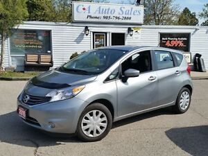 2015 Nissan Versa WEEEKLY PAYMENT OF $42 DOLLARS ON OAC84 MONTHS