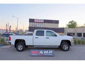 2010 Chevrolet Silverado 2500HD LT 4x4 SHORT BOX CERTIFIED