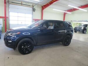 2017 Land Rover Discovery Sport HSE Heated Steering Wheel 4 Mode