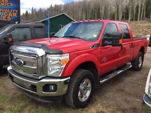 2012 Ford Super Duty F-350 SRW DIESEL