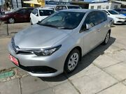 2016 Toyota Corolla ZRE182R Ascent S-CVT Silver Pearl 7 Speed Constant Variable Hatchback Park Holme Marion Area Preview