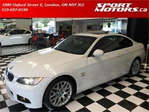2010 BMW 328i xDrive! New Tires & Brakes! NAVI! Red Leather! A/C