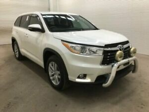 2015 Toyota Kluger GSU55R GX (4x4) Crystal Pearl 6 Speed Automatic Wagon Bohle Townsville City Preview
