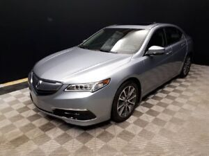 2015 Acura TLX TECH | AWD | NAV | Remote Start | Lane Keep | Hea