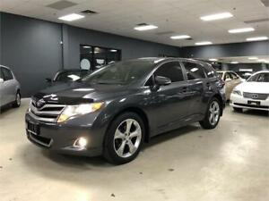 2015 Toyota Venza*V6*AWD*BACK-UP CAMERA*LOW KM*CERTIFIED*