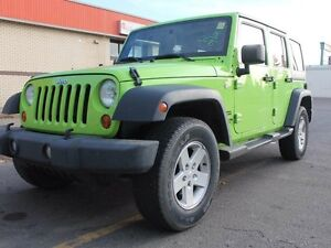 2012 Jeep Wrangler Unlimited Sport 4x4 - Air Conditioning - Ucon