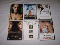 6 x DVD