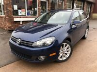 2013 Volkswagen Golf Wagon Comfortline MANUAL / LEATHER Highline Moncton New Brunswick Preview