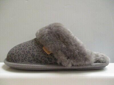 Just Sheepskin Duchess Slippers Ladies  UK 5-6 EUR 38-39 REF BB668*