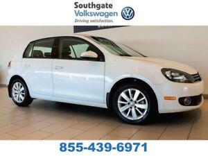 2012 Volkswagen Golf TDI | HEATED SEATS | AC | BLUETOOTH | ALLOY