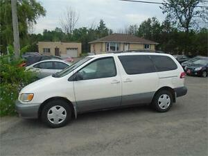 "2001 Toyota Sienna ""LE""-FRESH TRADE-ONLY $650!"