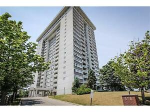 Best view of Waterloo for your money in this affordable condo!