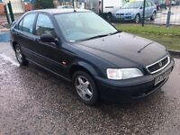 Honda Civic 1.4 12 months mot cheap car 1 previous owner good service history