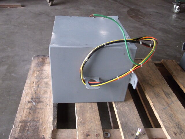 Square D 5 KVA Transformer - Cat # 5S1F - Lot 1