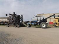57' Flexi-Coil 5000 Air Drill & 430 bu. 2008 SC430 Air Cart -