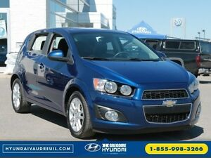 2013 Chevrolet Sonic LT AUTO A/C TOIT MAGS BLUETOOTH