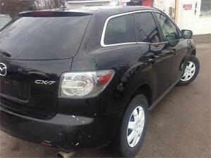 2009 MAZDA CX-7 4-CYLINDER,LEATHER,SUNROOF,CERTIFIED-ETEST