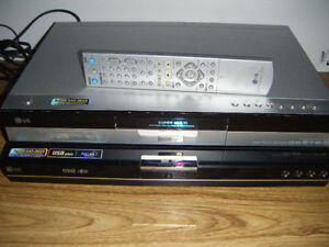 2 LG dvd/pvr recorders for sale